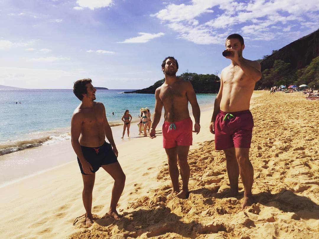 De farra en #hawaii