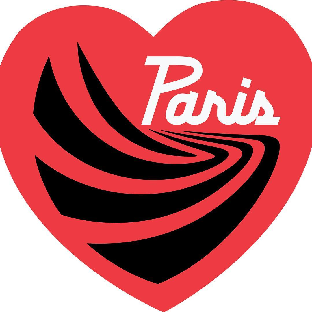 Happy Valentines Day from yours truly. Now go skate.❤️ #paristrucks #paristruckco