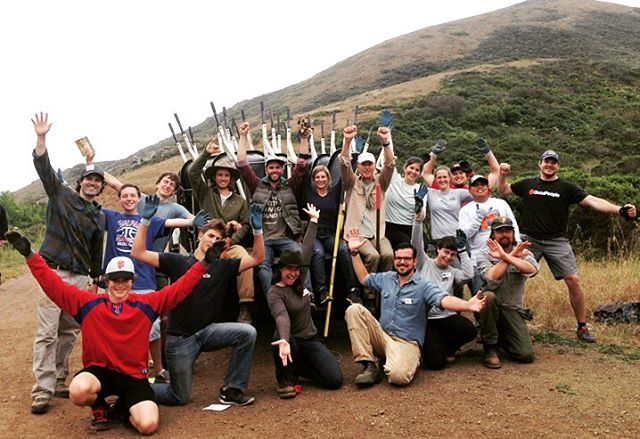 V O L U N T E E R  W I T H  U S ! ! Support Topanga Canyon Restoration, this Saturday we are planting trees in the Santa Monica Mountains. 9am-noon please rsvp to info@parksproject.us by thurs feb 11 to join. #radparks #leaveitbetterthanyoufoundit...