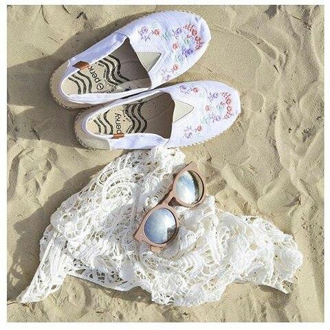 Pensas playa?  Pensas #perky  #verano #summer #sol #alpargatas