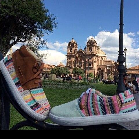 Perky en Peru #Cusco #perkyxahi #misperky #Peru #perkyshoes #perkyporai #eudeperky  #shoes #travel