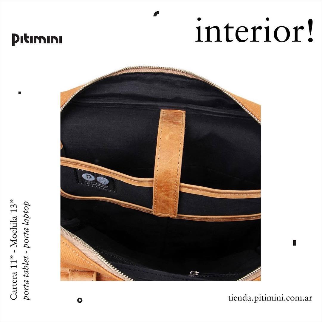 #lookinside #Pitimini #paraguardartecnología #techno #bagpack #mochila13