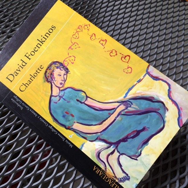 #libro @davidfoenkinos #lectura #book #davidfoenkinos tremendo libro!! :) #megustaleer