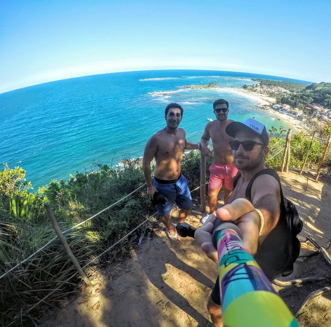 Amigos playa y Prisma.  #GoProArg #PrismaPole #goproargentina #gopro #PrismaPole enterate más en WWW.PRISMAPOLE.COM.AR