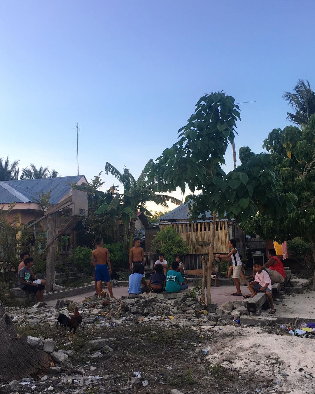 Bantayan Island hoops #ThePhilippinesProject