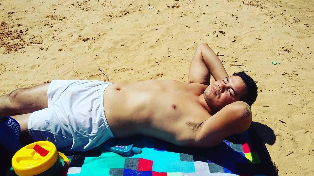 Vacacionees te voy a extrañar mucho #Beach #playa