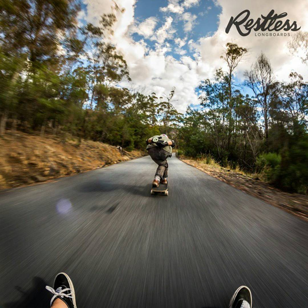 Crazy capture by @jeremylechatelier.  #restlessboards