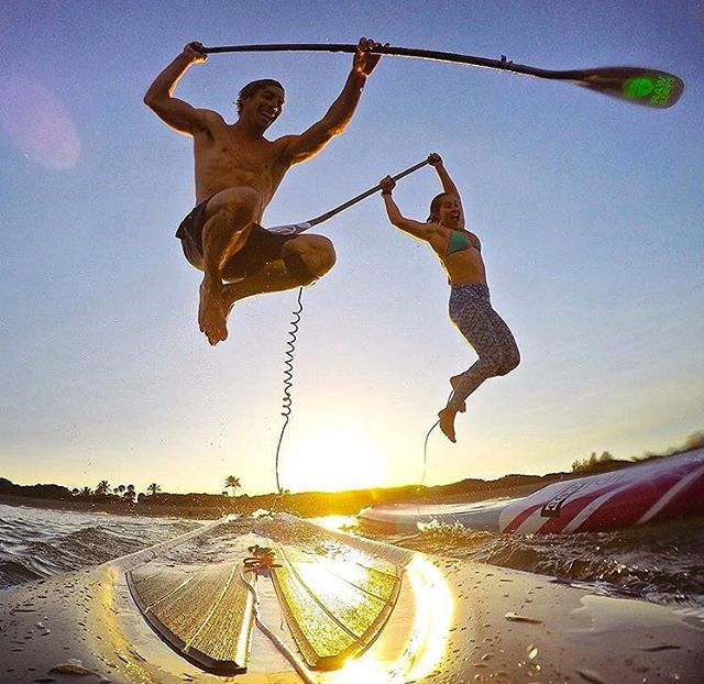 If you're not having fun, you're not doing it right! #roguesup #sup #standuppaddle #paddleboarding