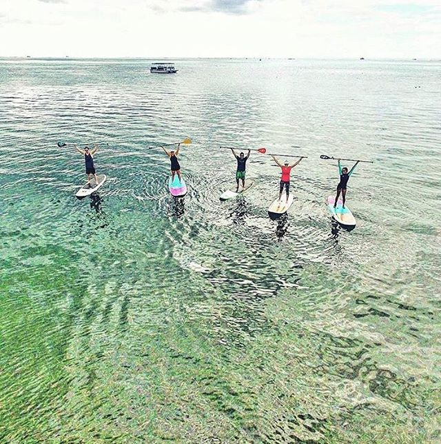 How'd you spend your day? #roguesup #sup #standuppaddle #paddle