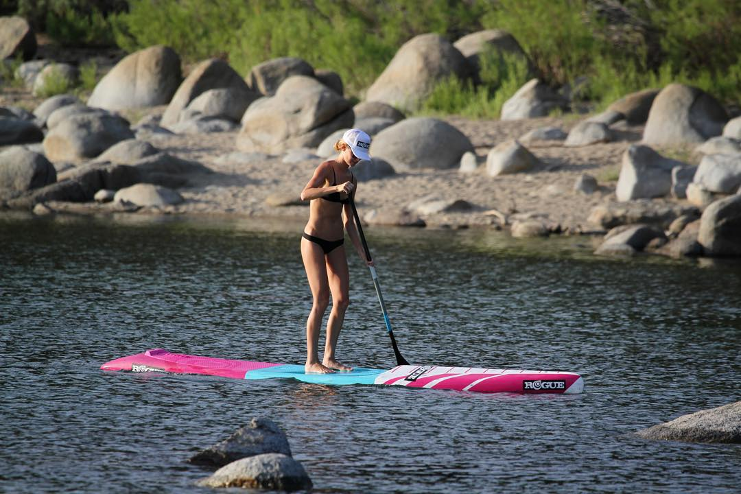 Photo of the Week: The Scenic Route #roguesup #sup #paddle #standuppaddle