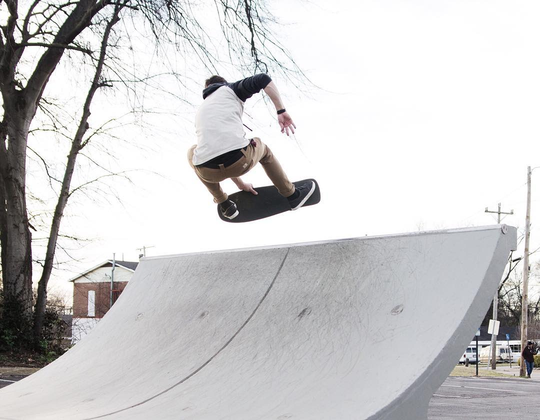 Snow days with no snow mean you should come skate.