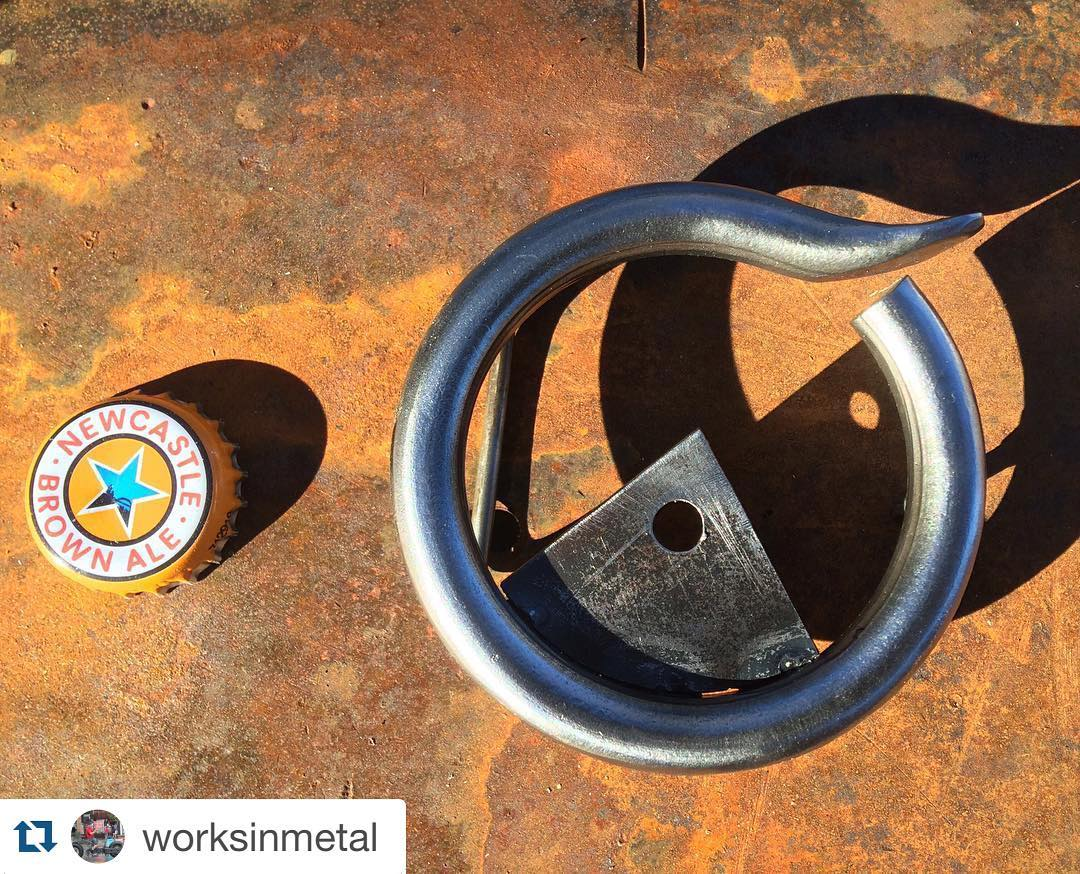 Beautiful work by our amazing and talented dear friend @worksinmetal #sendit #senditfoundation