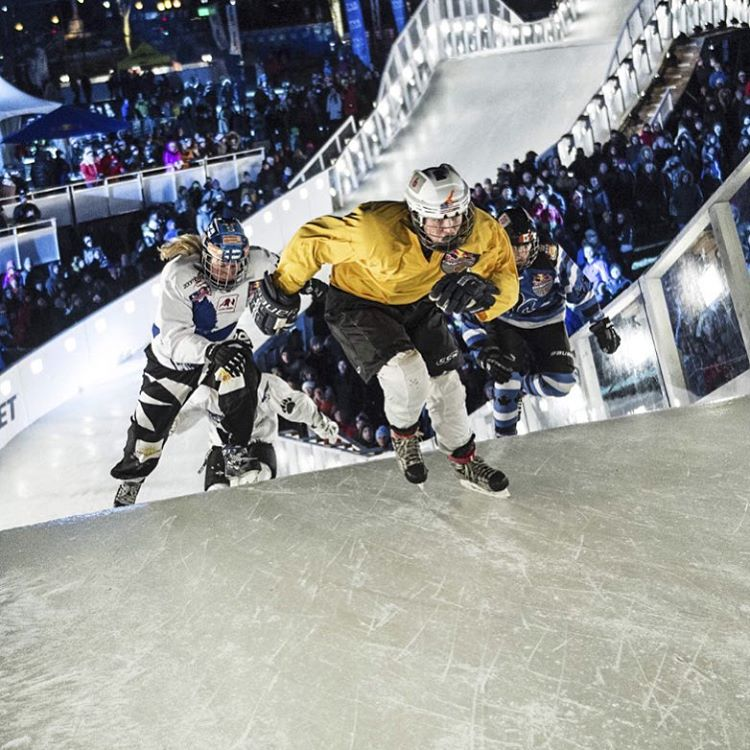 Meet Jumper Lex Jackson. Learn how she fought through depression to be the top-ranked U.S. woman on the Red Bull Crashed Ice World Championship tour. By the way, that's a Girafficorn on her helmet. Thank you so much for sharing your story with us,...