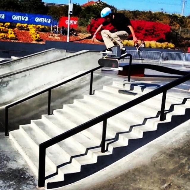 Team rider from #california @kennyskates❄️#frostyheadwear #skateboarding #metrogrammed