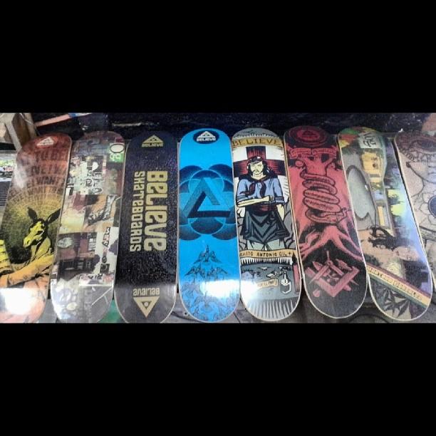 restock #vogskateboards #believeskateboards best value!