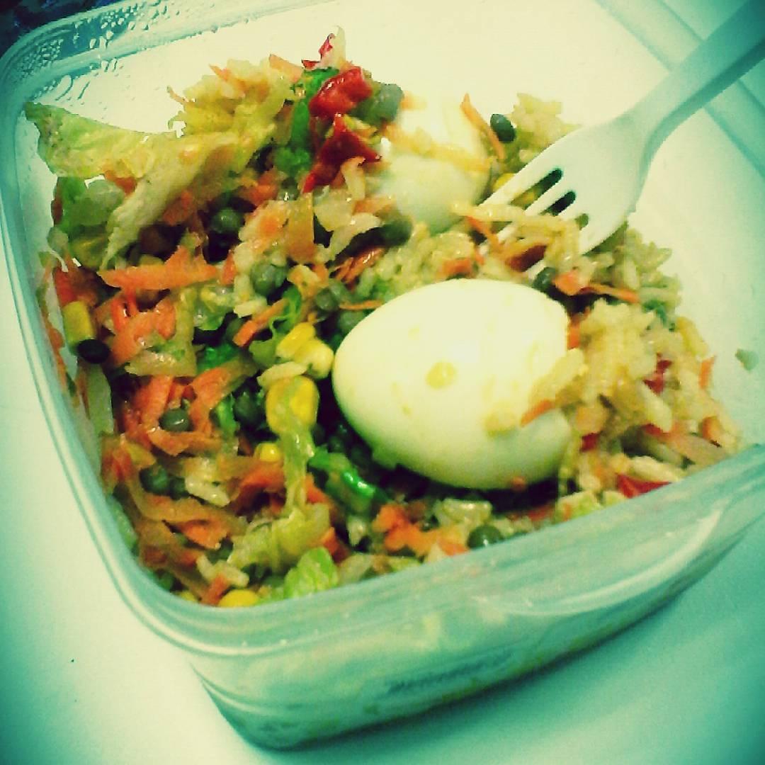 Me encanta sacarle fotos a la comida que hace mi novia