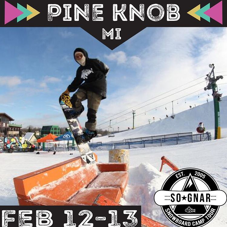 MICHIGAN Stop only 2 days away!! Fun custom park set-up, burritos, lots of gear giveaways & plenty of tricks to be stomped with the help of our crew