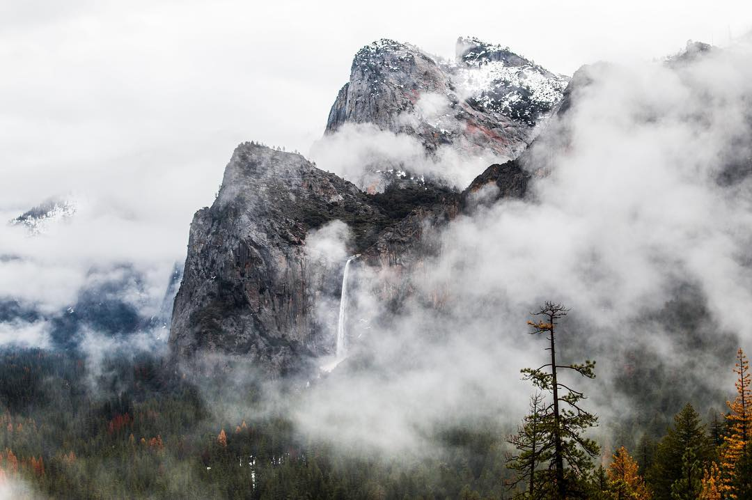 GIVEAWAY! In case you missed it we are giving away some shades this week! Go to the previous post and follow the directions to enter.  This moody capture was shot from the Tunnel View in Yosemite National Park. I've been chasing a foggy shot of...