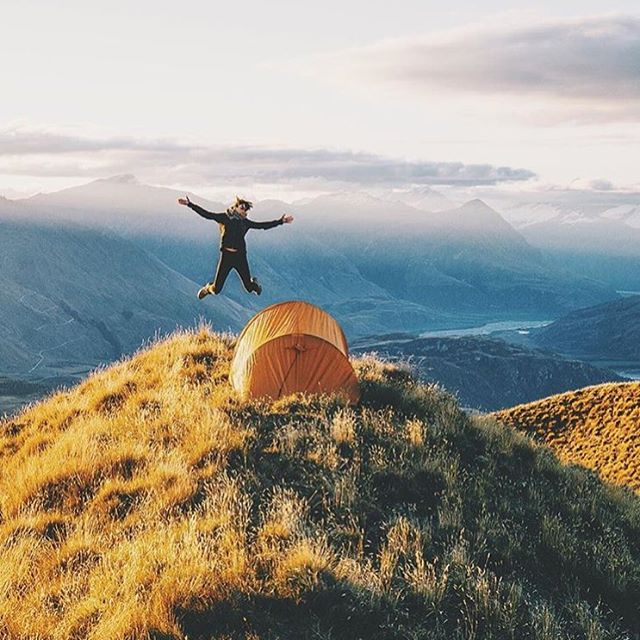 Happy Tuesday! We're swooning over @lebackpacker's awesome adventures and beautiful photography. #liveandgive