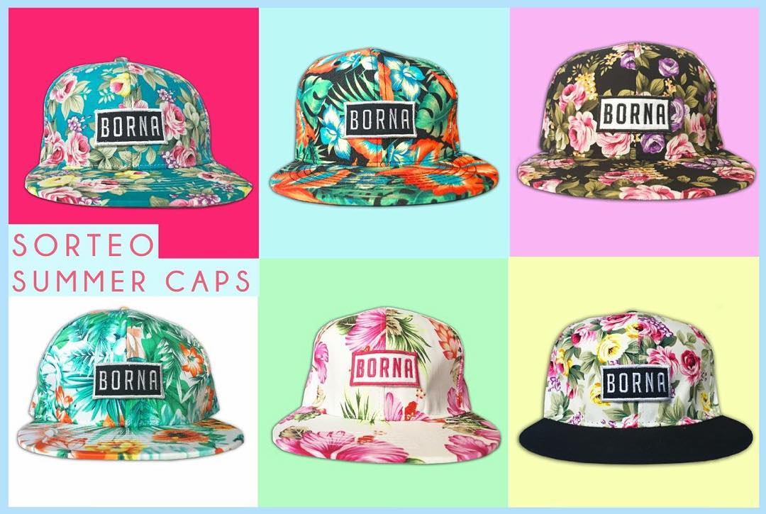 SORTEO SUMMER CAPS
