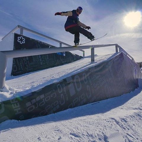 Repost of @sebtoots ready for the @xgames!