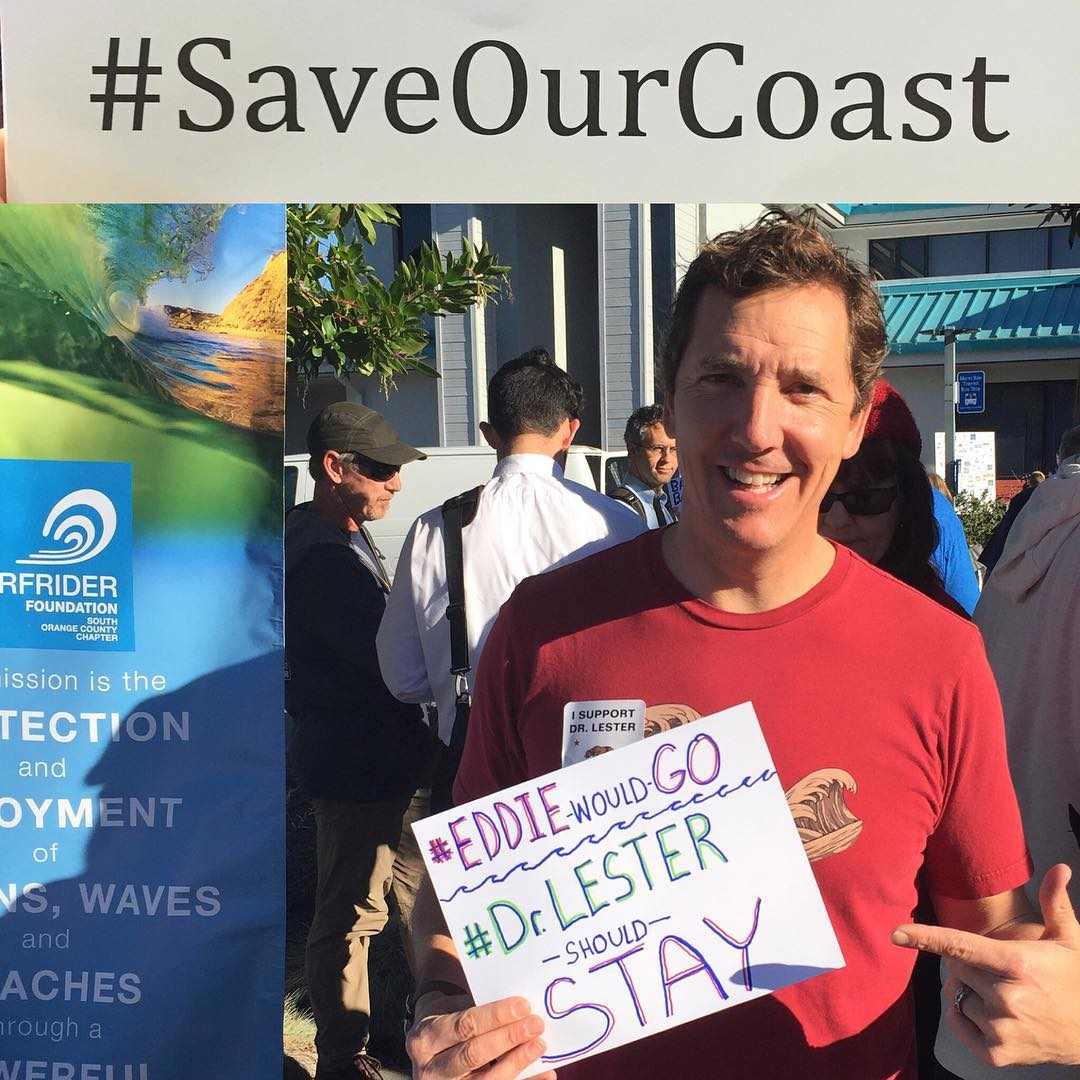 This morning's #DawnPatrol in #morrobay has epic conditions, and the #frothing crowd is at full capacity to help #SaveOurCoast here at today's meeting of the CA Coastal Commision.