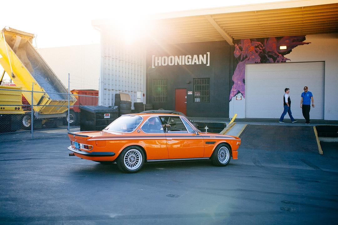 HNGN CLUB DAYS: BMW edition, Saturday 2/20! Our dude @coupeking and his crew are bringing out some seriously rad pieces of BMW Motorsport history, like this 3.0 CSL. Who's coming? #clearyourschedule