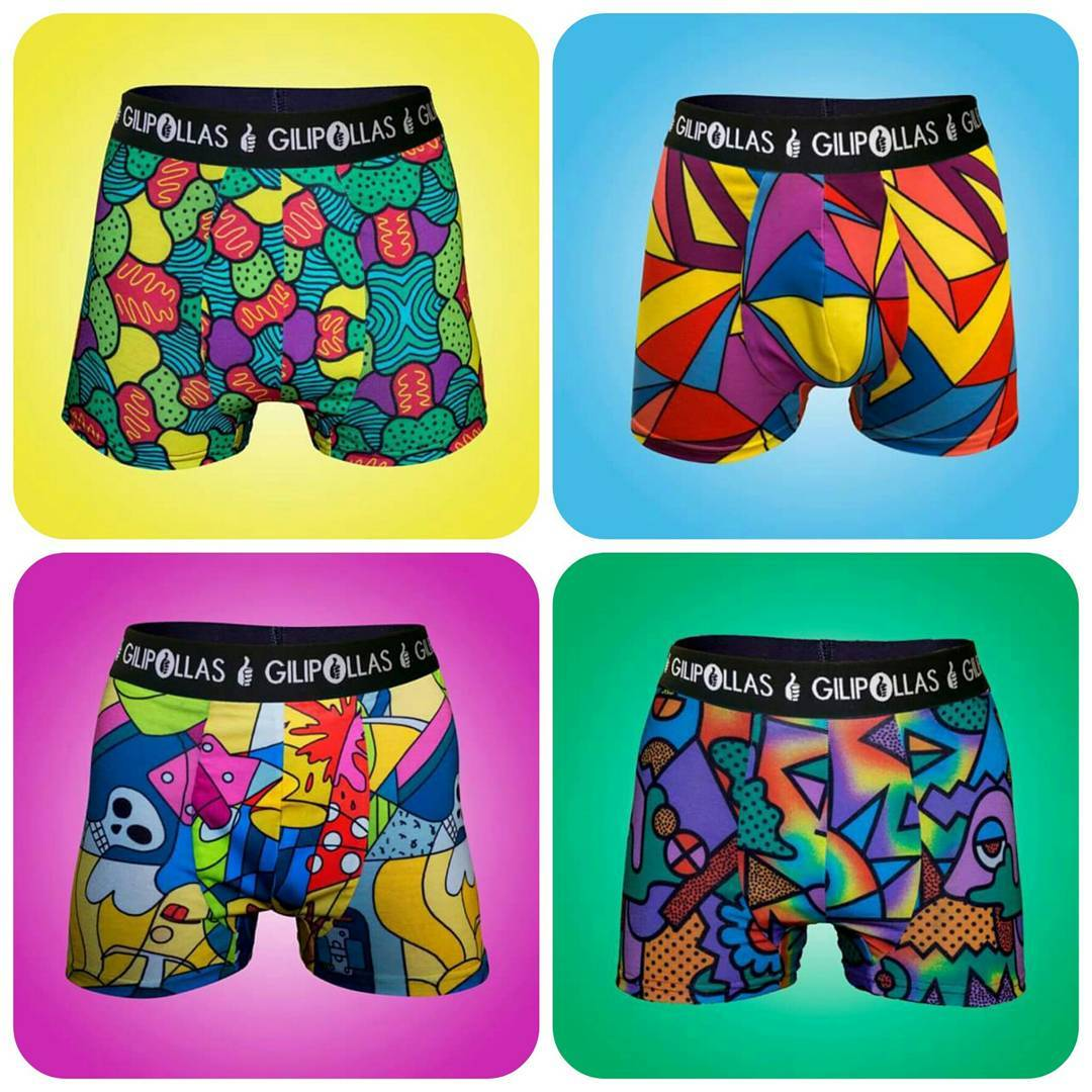 Trust  GILIPOLLAS ® #Underwear #Man #Style #Showtime #Gilipollas #CoolBoxer