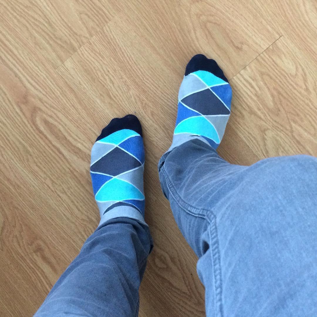 Mirar para abajo y saber que tus pies tienen MUCHA #Onda