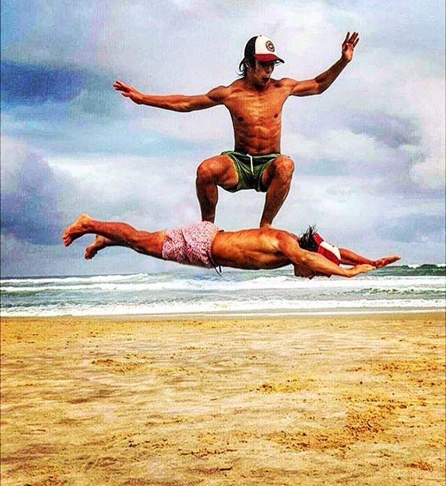 Cuando no hay olas, hacemos lo que podemos, ya tenés tu gorra? www.underwavebrand.com #UWSummer