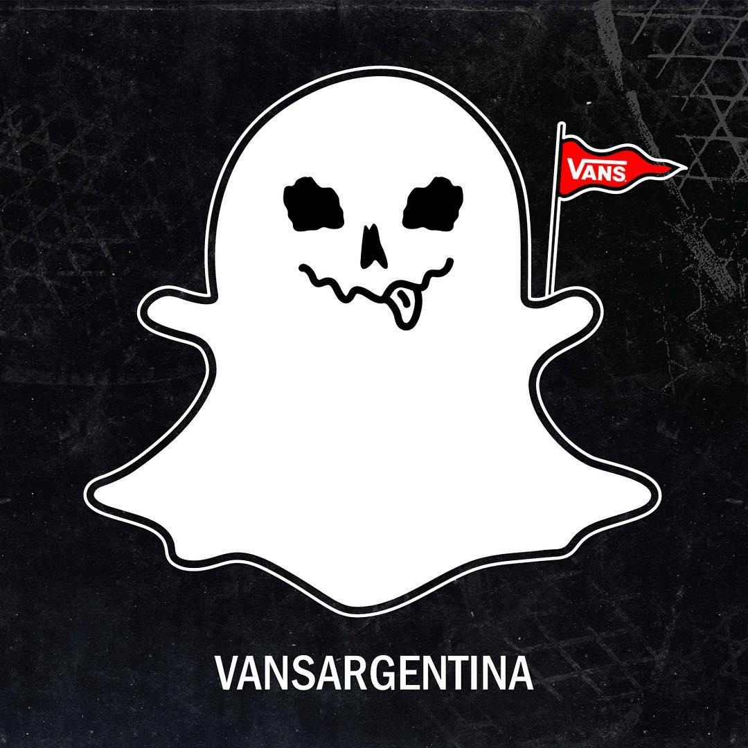 Recordarles que tenemos Snapchat: vansargentina