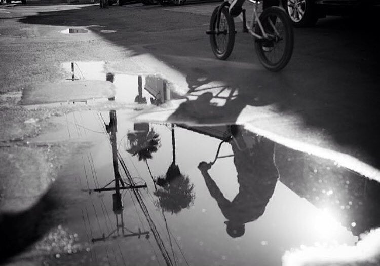 ¿Llovió anoche?