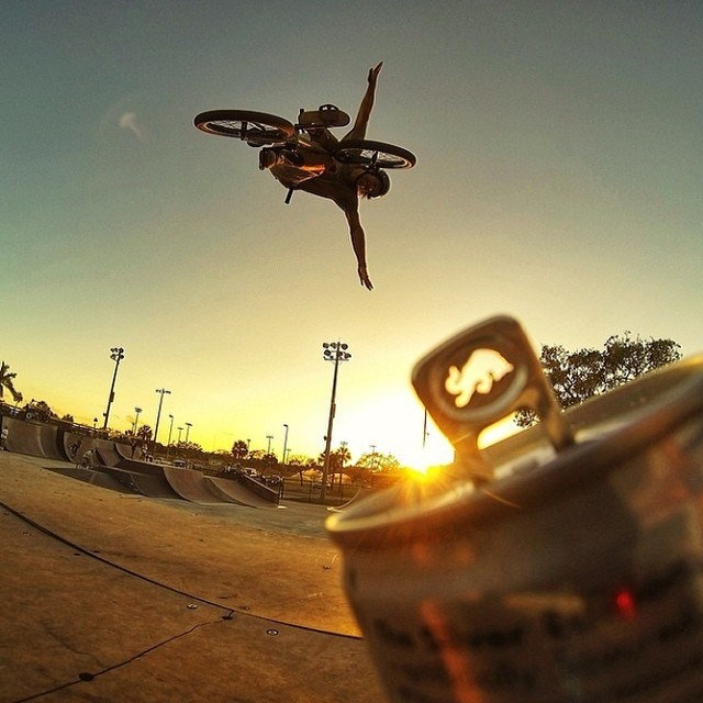Who's #ChasingTheBull this weekend? @dannyjosa grabs some @RedBullMIAMI sunshine.