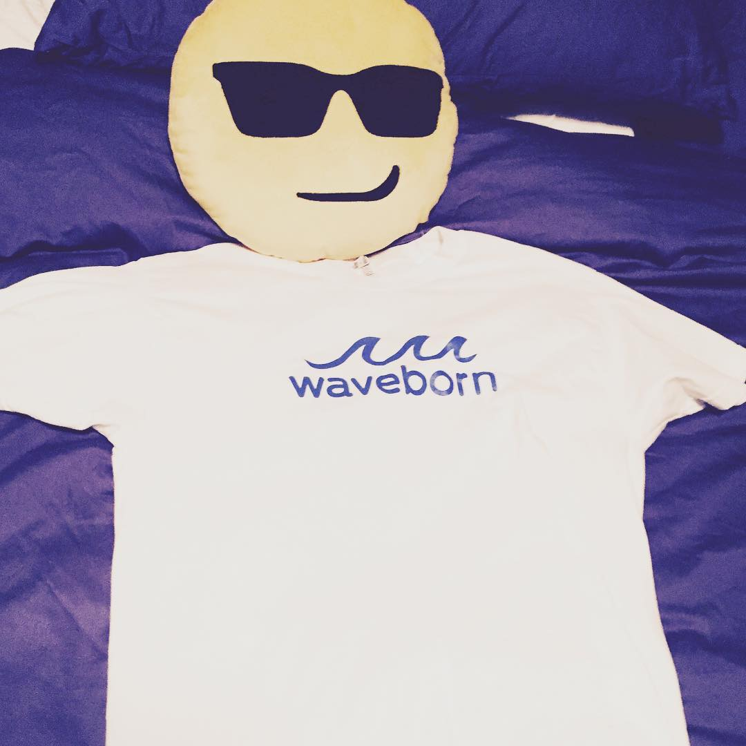 Be cool #waveborn #sunglasses #pillow #sleep #naptime
