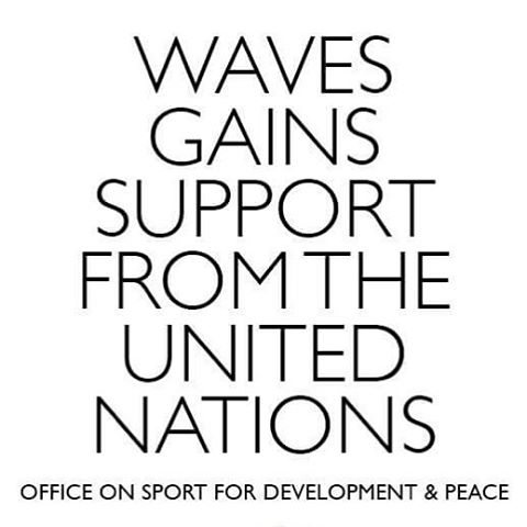 The UN supports us! Thanks to everyone for your overwhelming support!