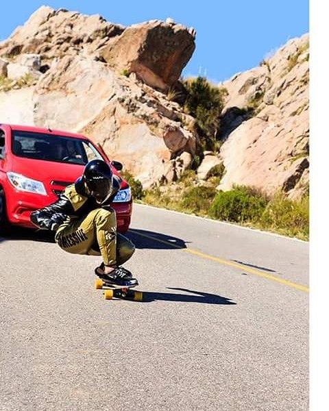 Santi Obermeller cuero nuevo y a darleeeee... La Cima - Nogoli - #SanLuis. Adelanto de raw run  #TeamWika #WikaSport #Downhill #Argentina