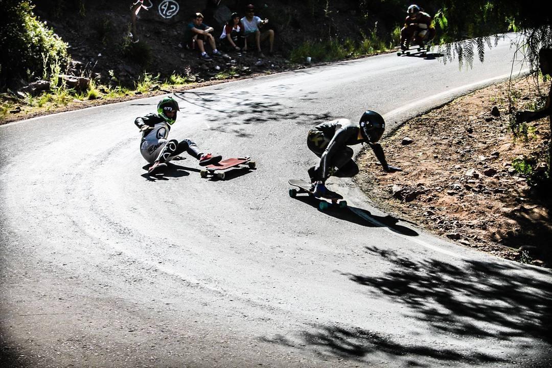Valle Grande - Mendoza Claudio Morales - #TeamWika  Sobrepasando en la curva con todo.... www.wikasport.com #andarxandar