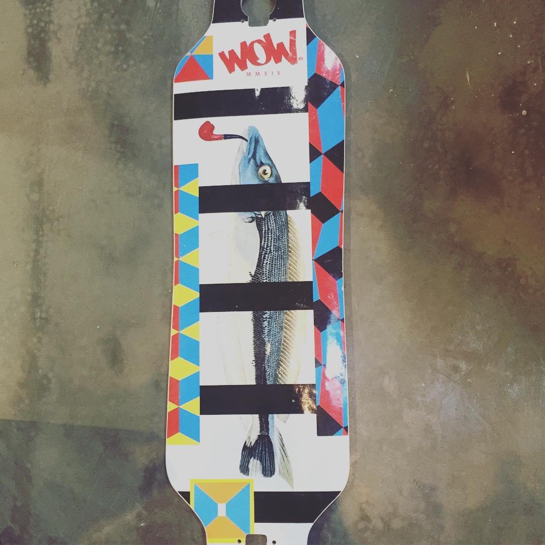 #wow #boards conoce nuestra colección de tablas. #longboard #fish nuestro diseño / nuestro arte.