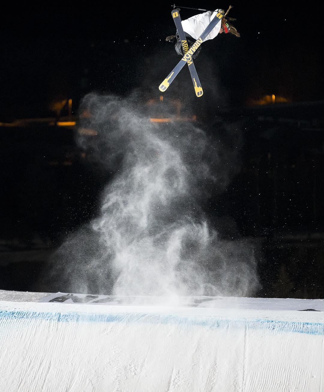 Two-time gold medalist @HenrikHarlaut1 has confirmed that he will compete in Ski Big Air at #XGamesOslo Feb. 24-28!