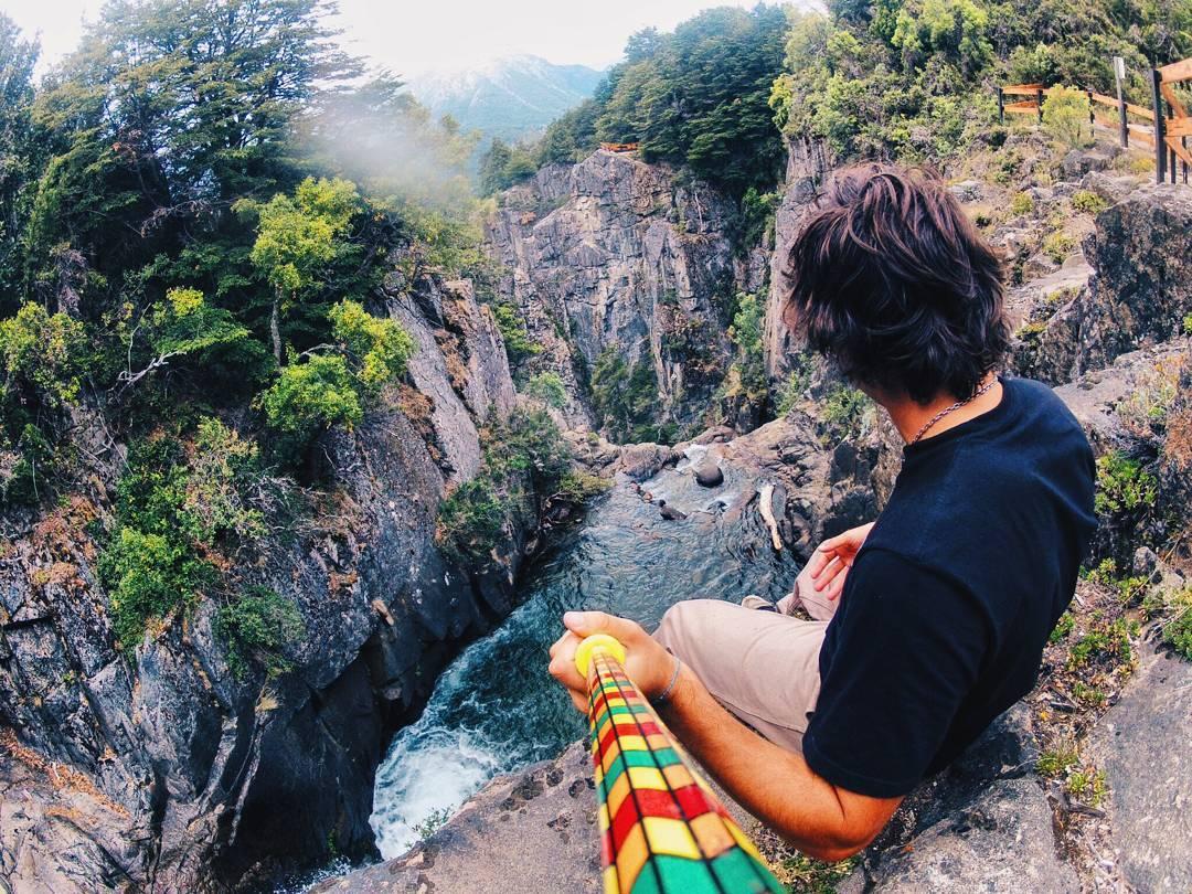 @santialvarezferro desde #Bariloche! Disfrutando del #VeranoZephyr