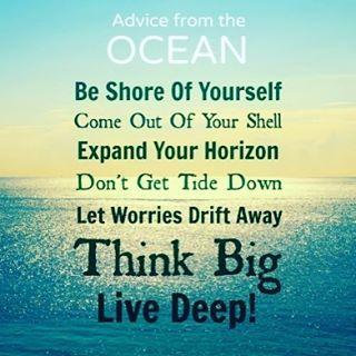 #mondaymantra #inspiration #oceanlife  #quotesgram #OKIINO