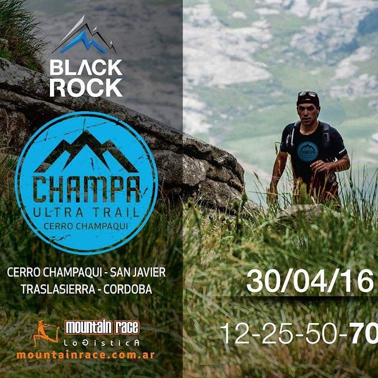 CHAMPA Ultra Trail - 30/4/16.