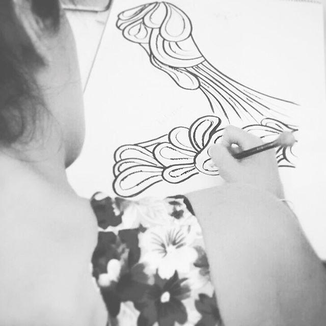 Bordado VA! #jgb #bridal #embroidery