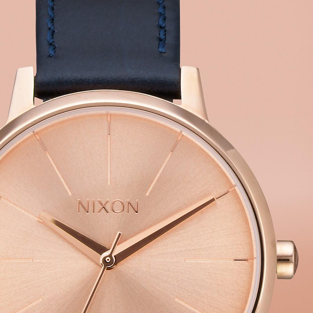 Suitable for any setting, the #KensingtonLeather sports a clean and simple design giving you an updated take on heirloom styles. #Nixon