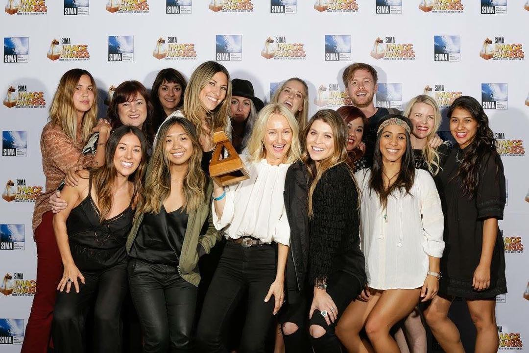 We were stoked to walk the red carpet with the raddest ladies and gents in the surf industry at the @SIMA_surf Image Awards! We are honored to be one of SIMA's @stokes_me Humanitarian Fund nonprofit partners and to support our year-round partners who...
