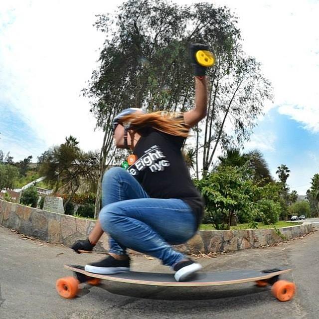#longboardgirlscrew #Peru Giorginna Ivanov @giorgidh. Now let's go out an skate