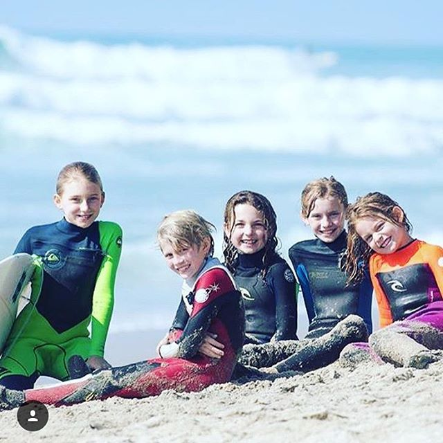 """A day spent with friends is always a day well spent""  #friendship #quoteoftheday #surfing #fun #ocean  PC: @kiligarrett"