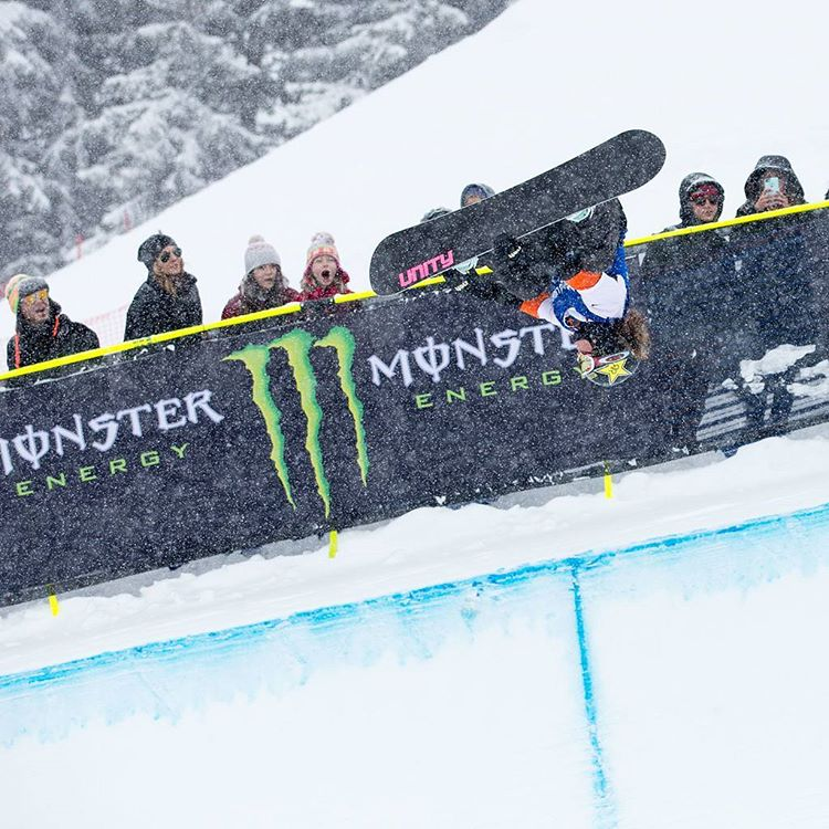 Defending silver medalist @ArielleTGold has confirmed that she will compete in Snowboard SuperPipe at #XGamesOslo Feb. 24-28! (