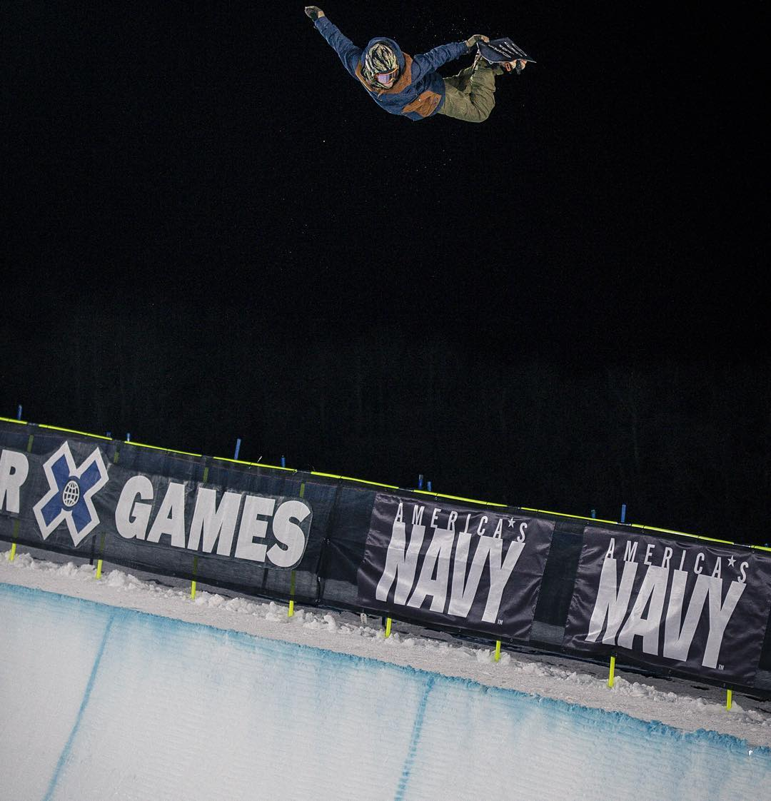 Two-time gold medalist @TravelinDan has confirmed that he will compete in Snowboard SuperPipe at #XGamesOslo Feb. 24-28! (
