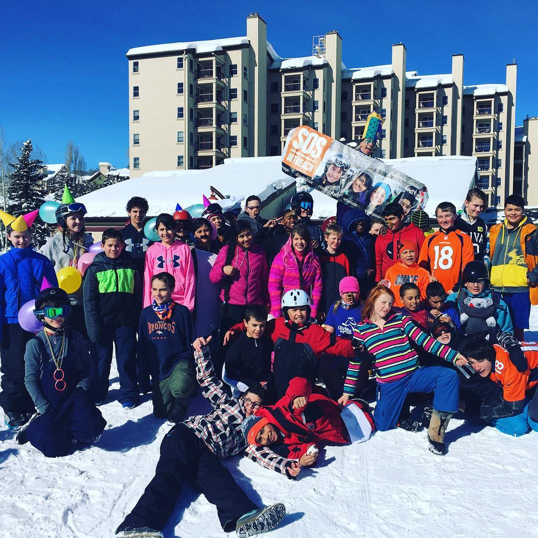 "#steamboat Springs junior sherpa, Katelyn, shares what made her group experience with Jamie, their instructor so great, ""He pushed us all to be something better than what we were and he encouraged us. All of us were better because Jamie believed in..."